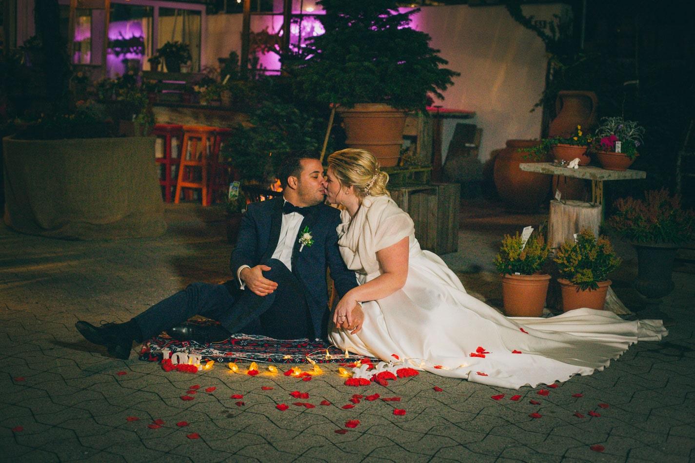 Hochzeit Blumenland Schweiz