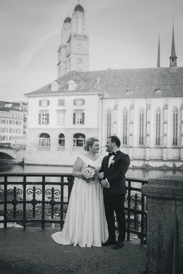 Verlobungsshooting in Zürich