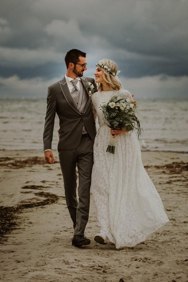 Stein Hochzeit