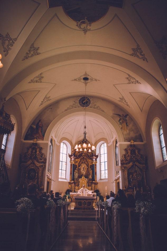 Hochzeit Kirche St Josef Schlatt