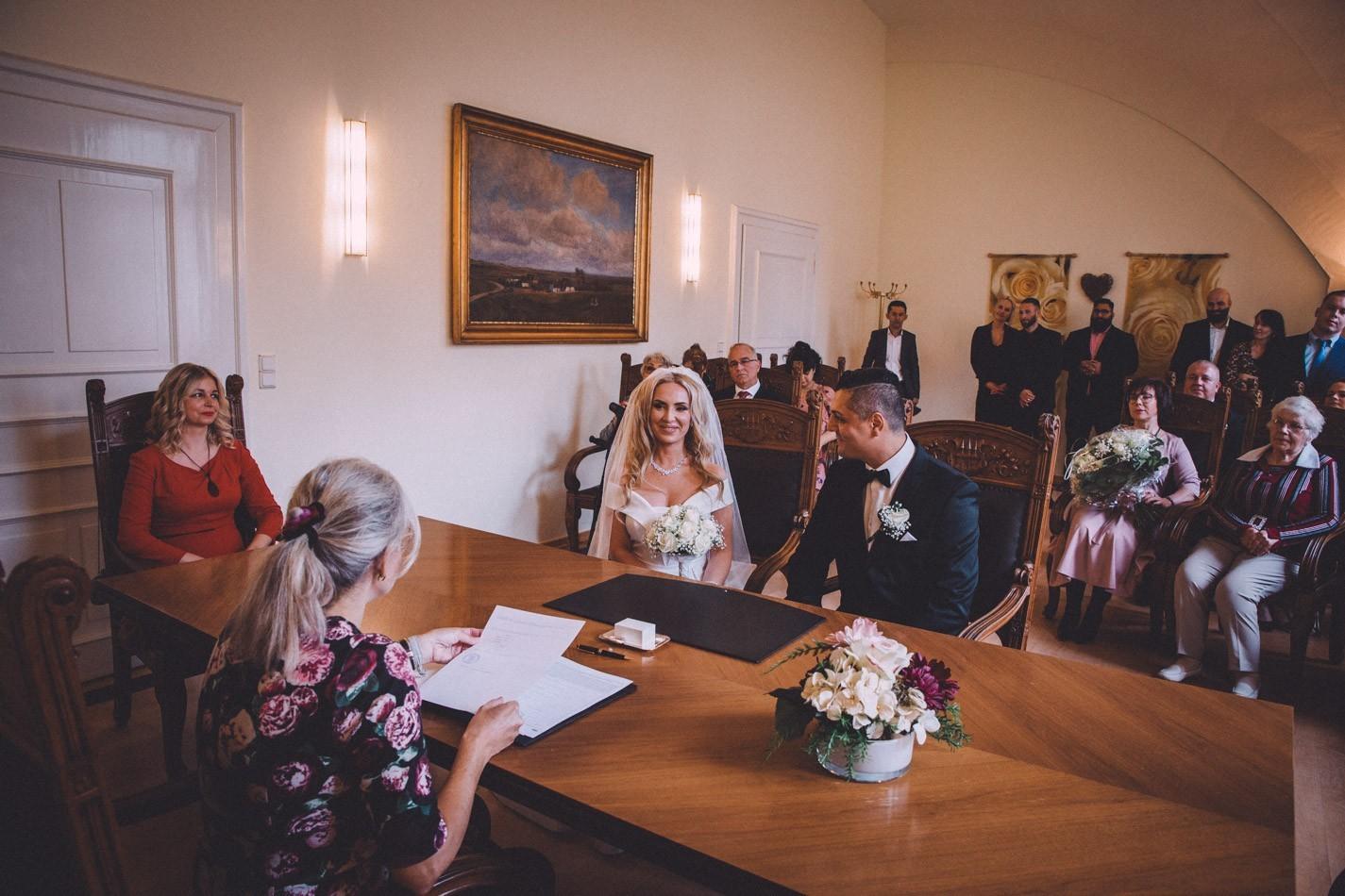 Hochzeit Rathaus Altona
