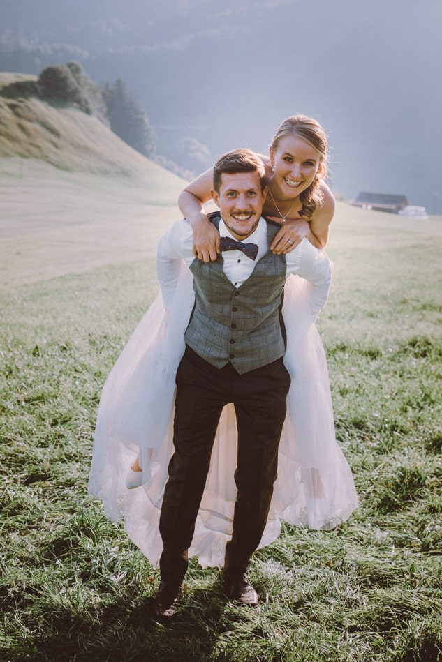 Hochzeit feiern in Restaurant Anker Oase in Schlatt, Appenzell