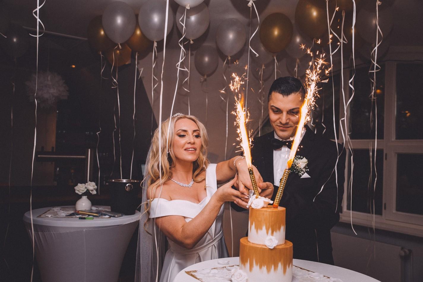 Hochzeit feiern in Restaurant Elv in Hamburg