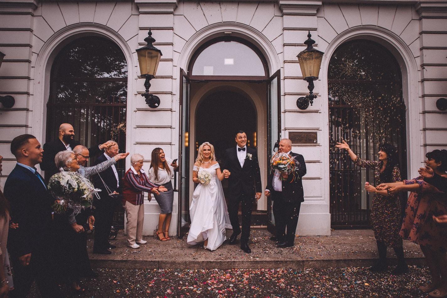 Hochzeit in Altonaer Rathaus feiern