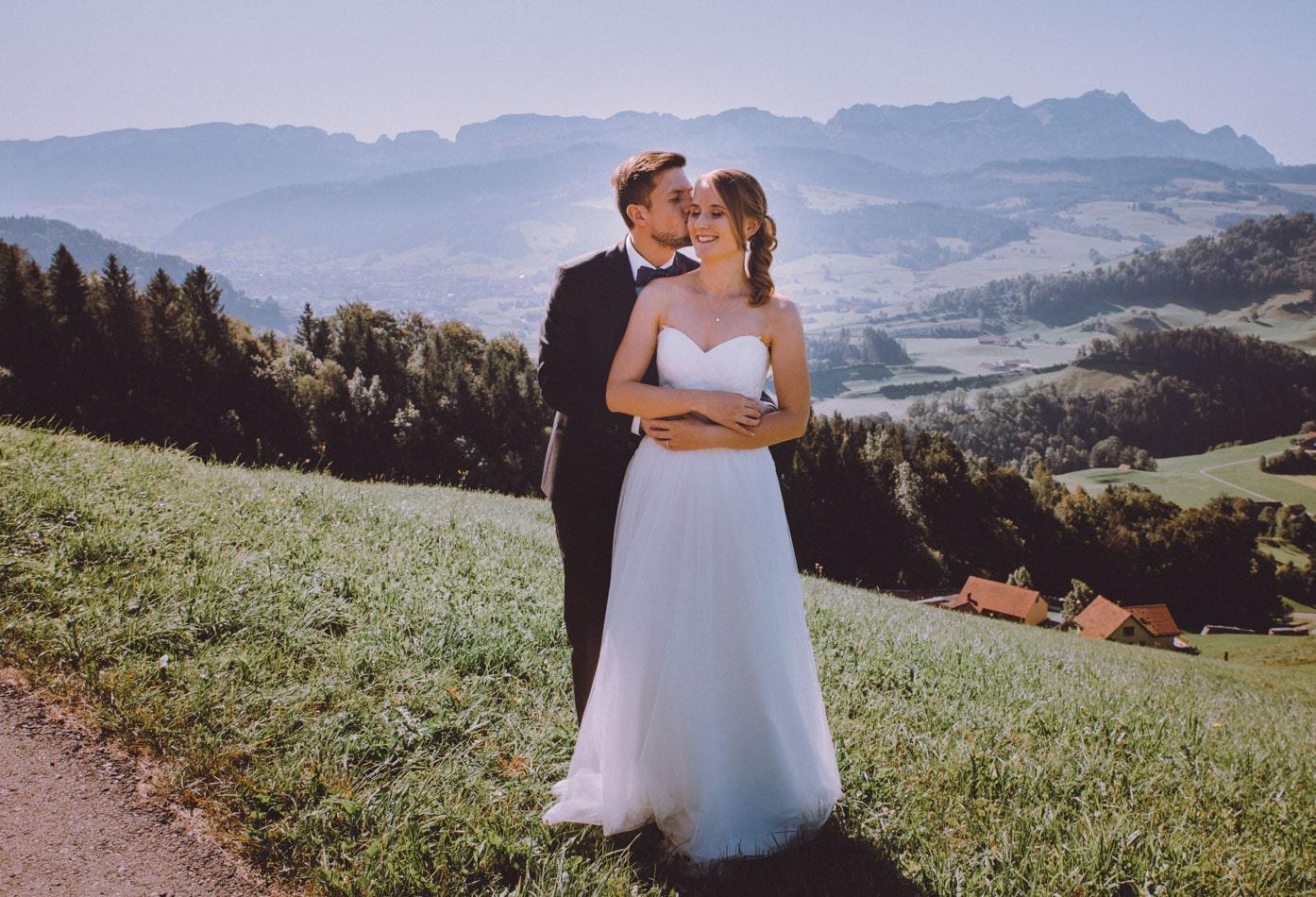 Hochzeitsfotograf in Appenzell