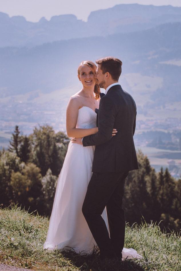Hochzeitsfotografin Appenzell
