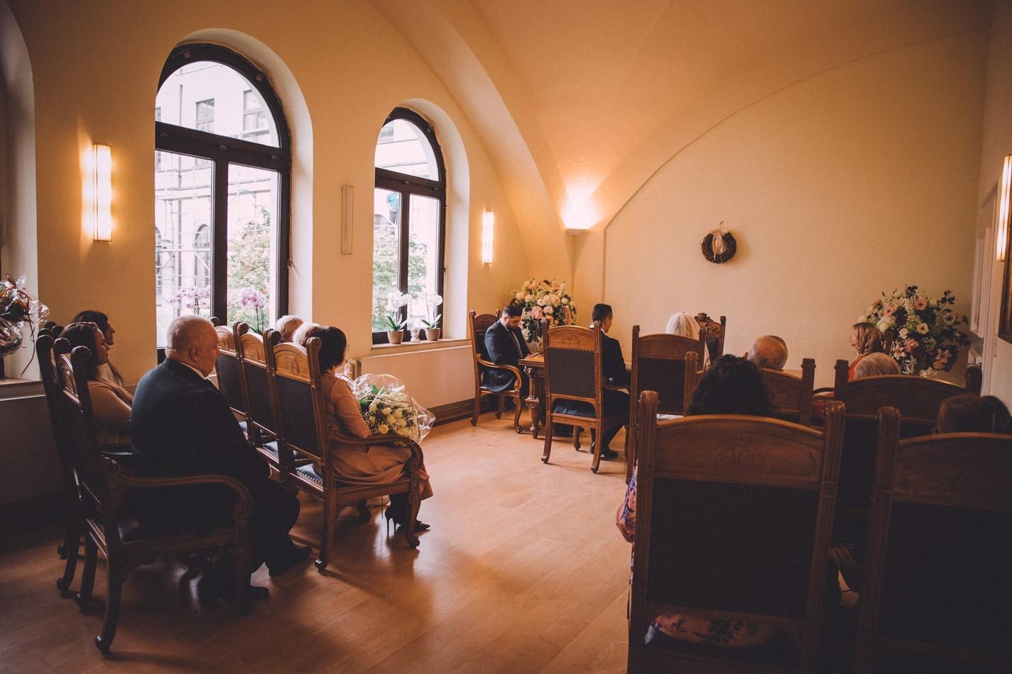 Ihre Hochzeit im Altonaer Rathaus in Hamburg