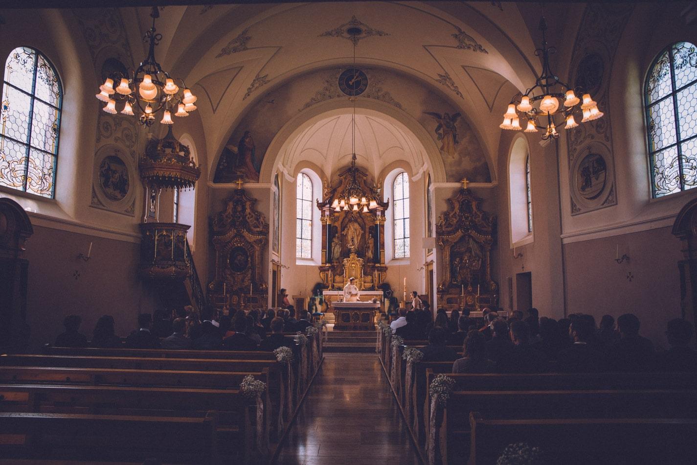 Kirche St Josef Schlatt
