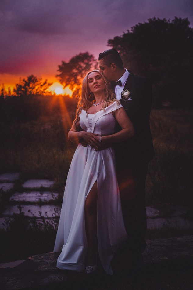 Romantische Hochzeitsfotografie in Hamburg