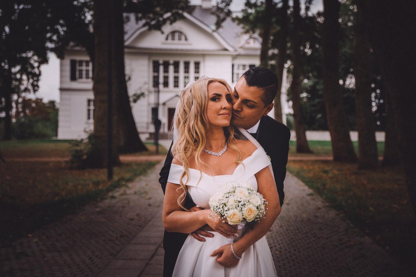 Villa im Heinepark Hochzeit feiern