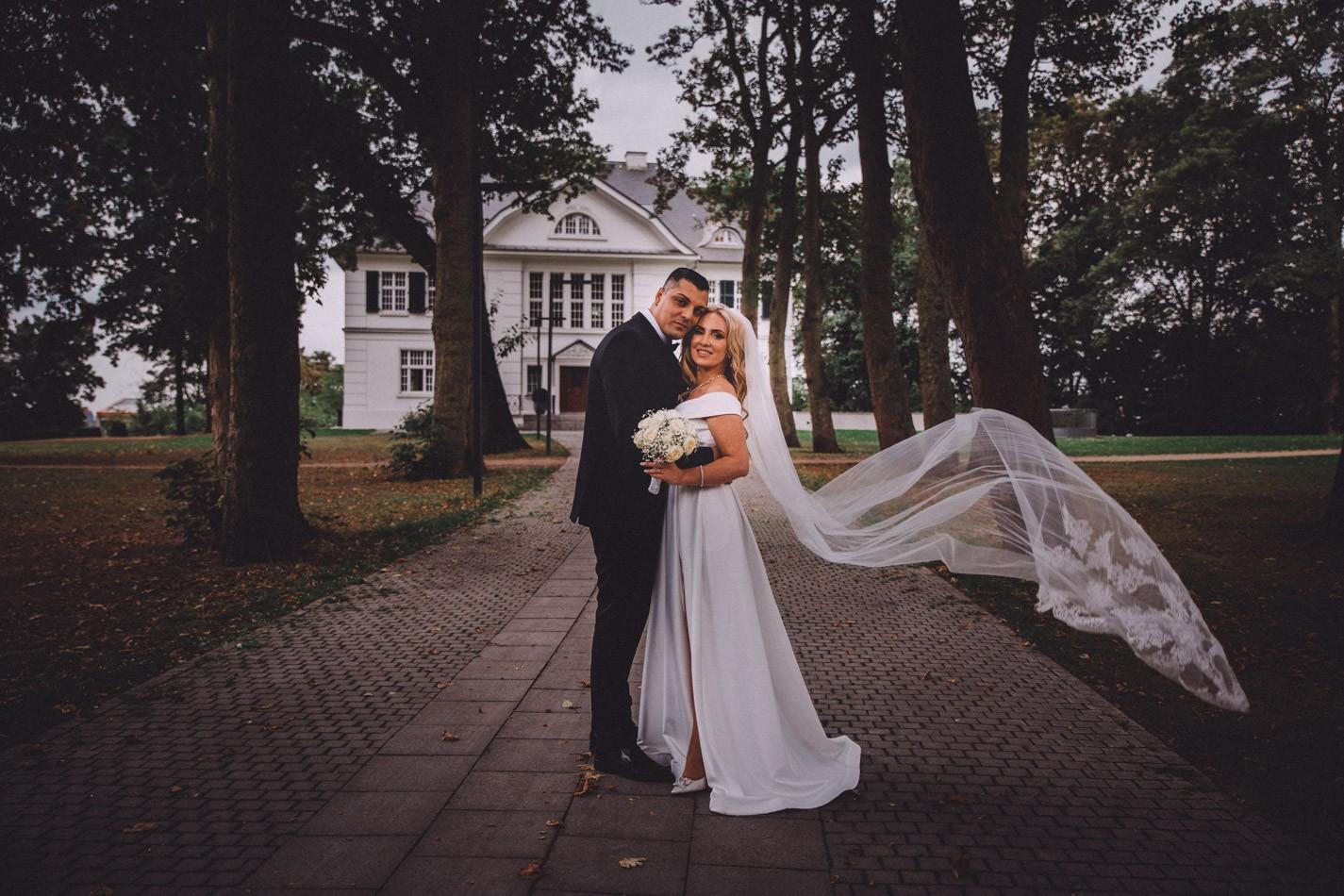 Villa im Heinepark Hochzeit