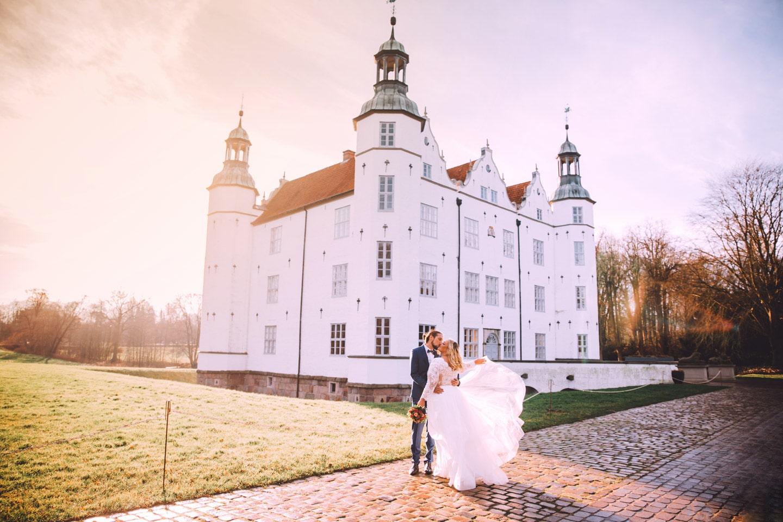 Heiraten in Schloss Ahrensburg