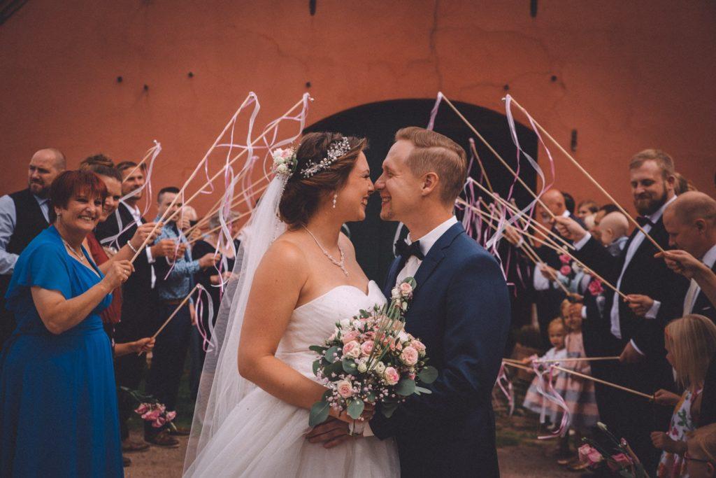 Ihre Hochzeit feiern auf dem Hof Viehbrook