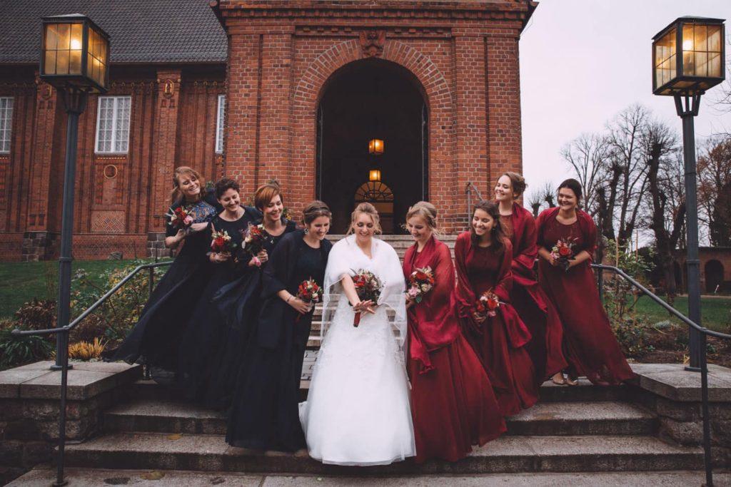 Hochzeit feiern in Anscharkirche in Neumünster