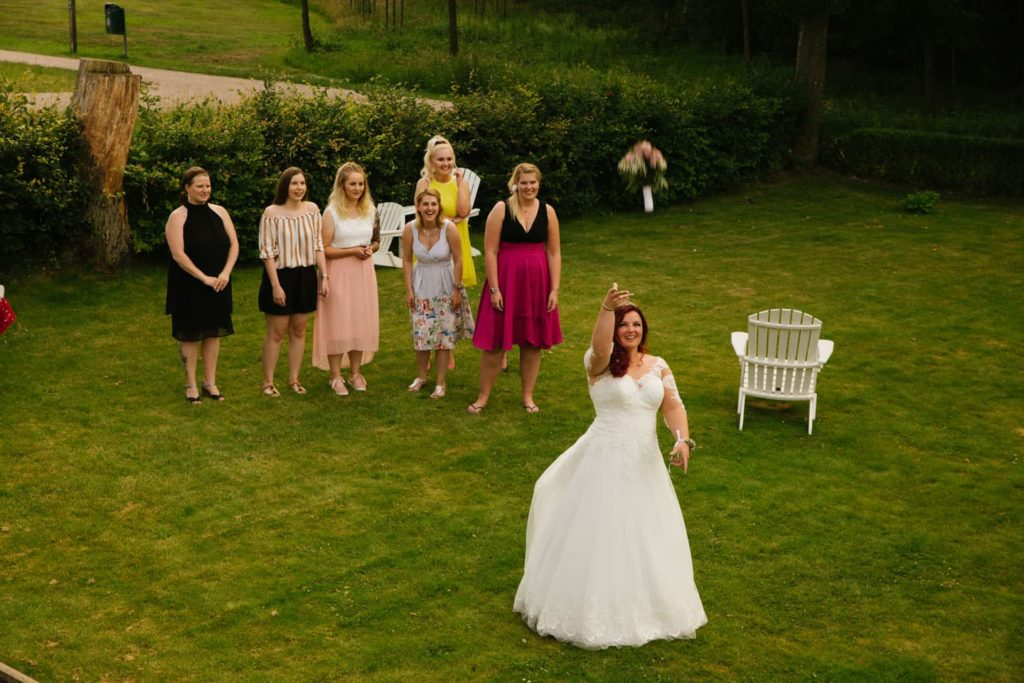 Hochzeit feiern in Schanze am See in Neumünster