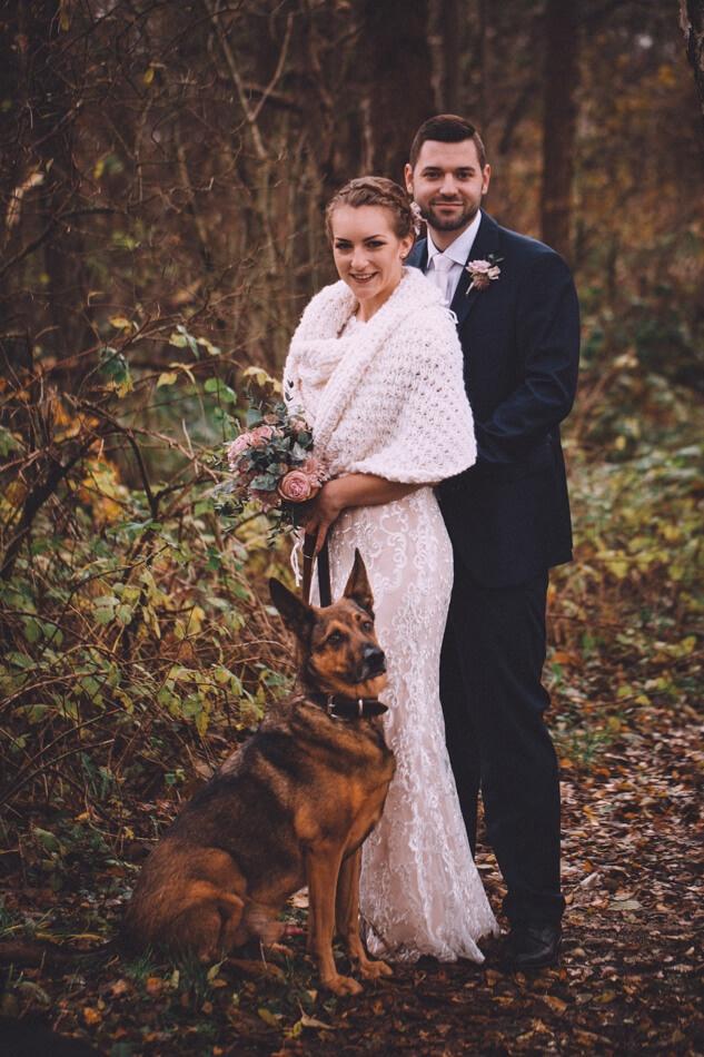 Lebendige Hochzeitsfotografie in Neumünster