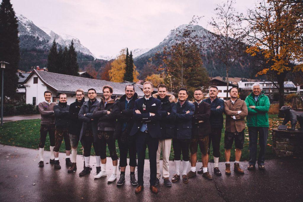 Oberstdorf Hochzeit feiern