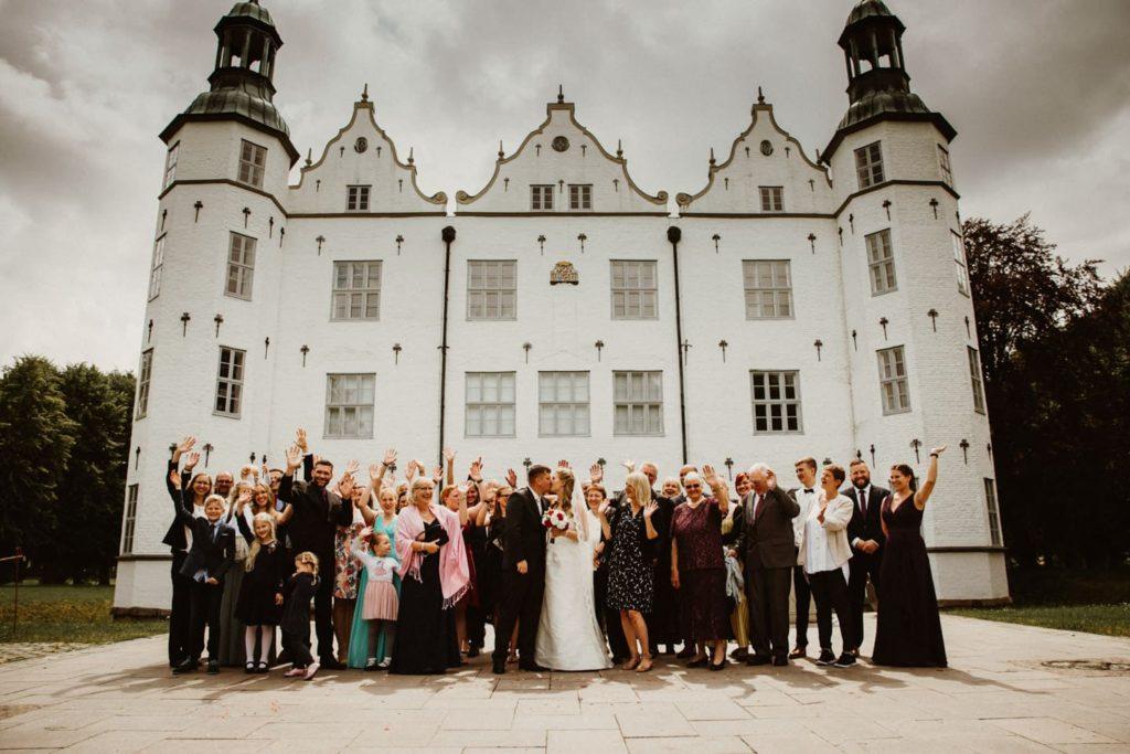 Schloss Ahrensburg Hochzeit feiern