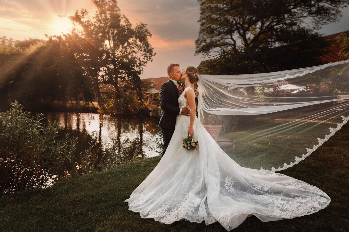 Romantische Hochzeit auf Gut Basthorst