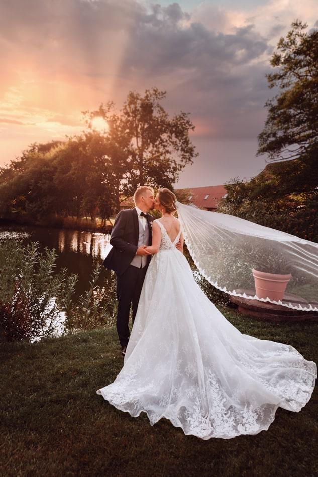 Hochzeitsfotoshooting Gut Basthorst
