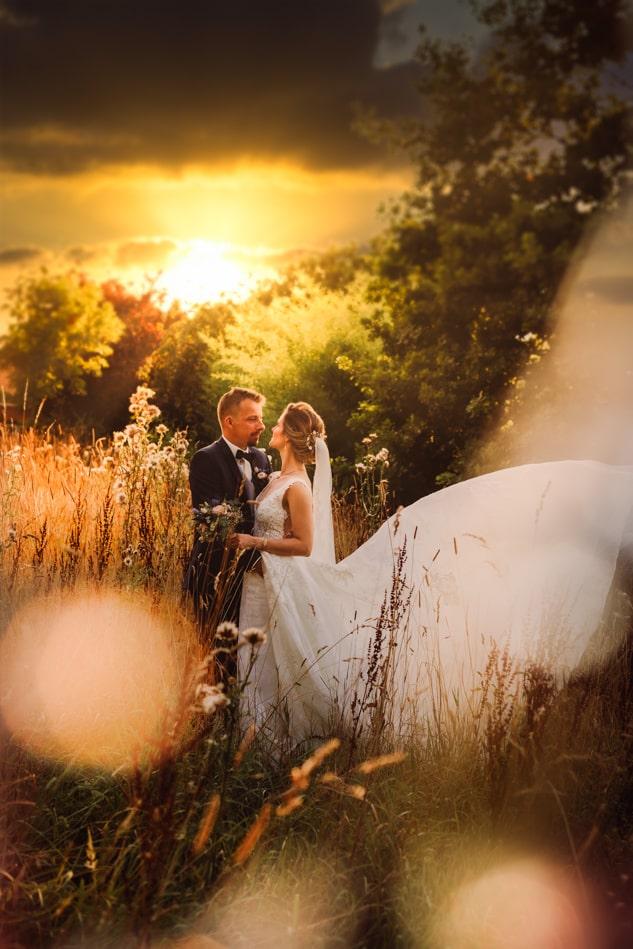Romantischer Hochzeit Gut Basthorst