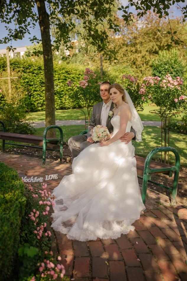 Fotografie Hochzeit Schloss Glücksburg
