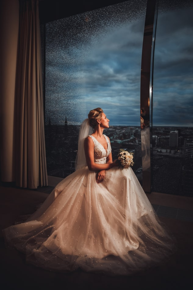 Heiraten in Westin Hotel in Hamburg