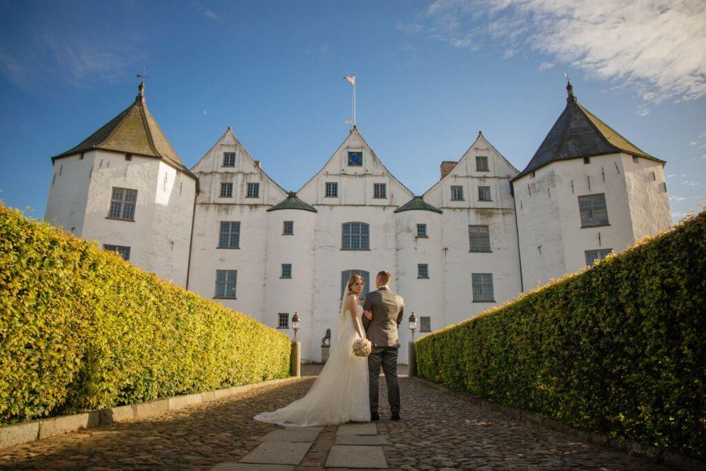 Hochzeit Glücksburg