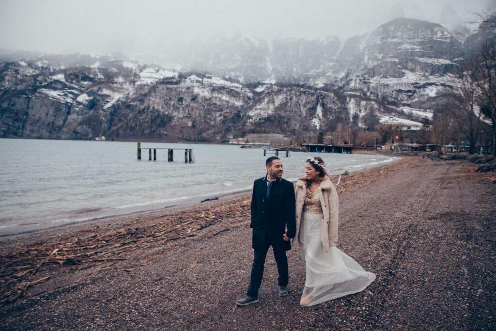 Hochzeit Walensee