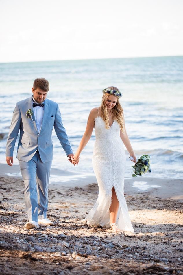 Hochzeit auf Fehmarn in Norddeutschland
