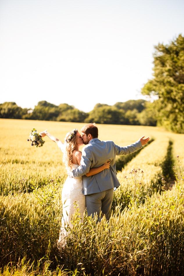 Hochzeit auf der Sonneninsel Fehmarn