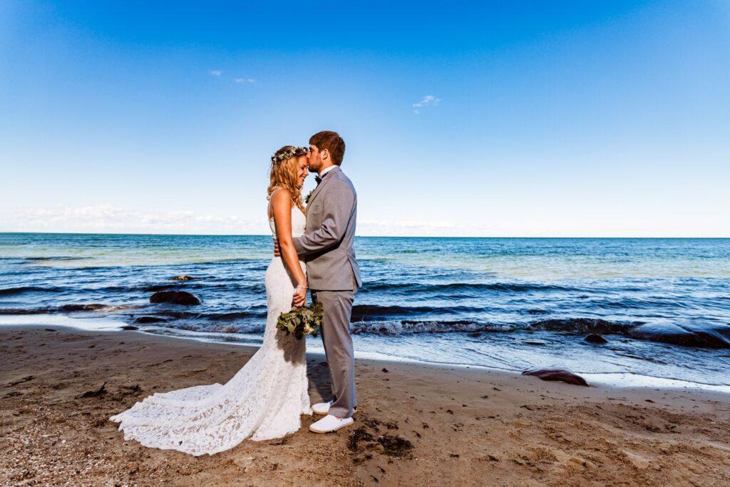 Hochzeit feiern auf Fehmarn