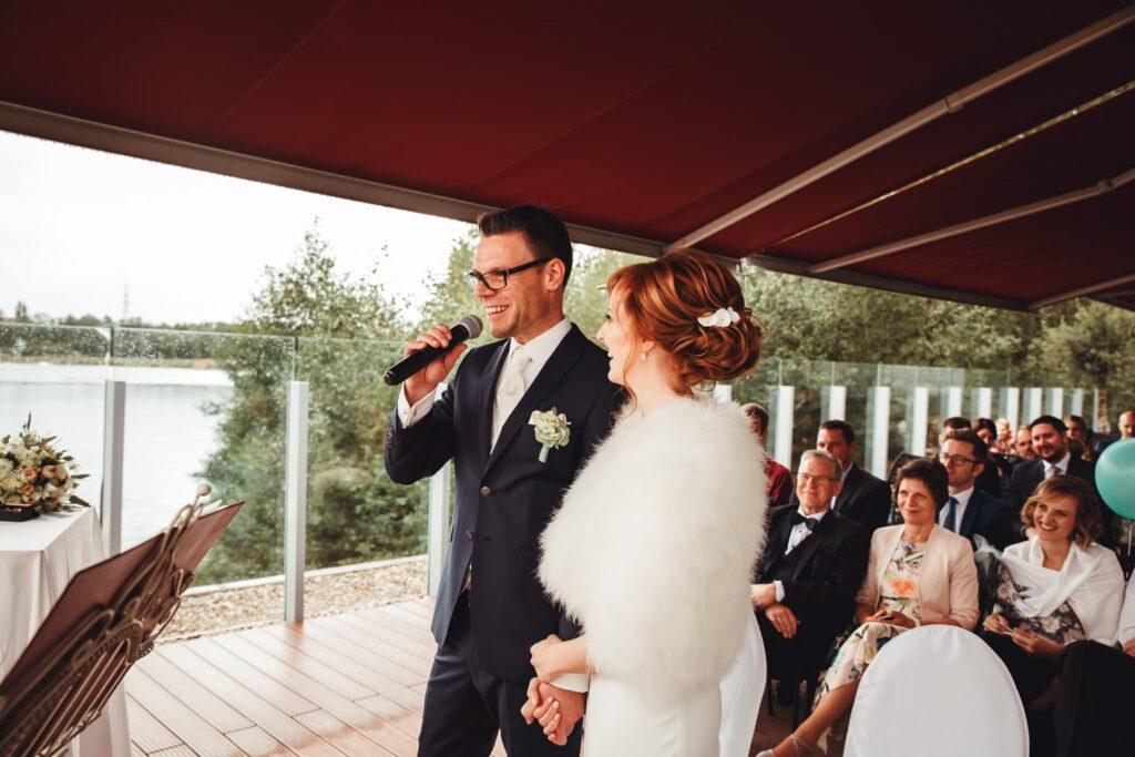Hochzeit im Strandhaus Norderstedt