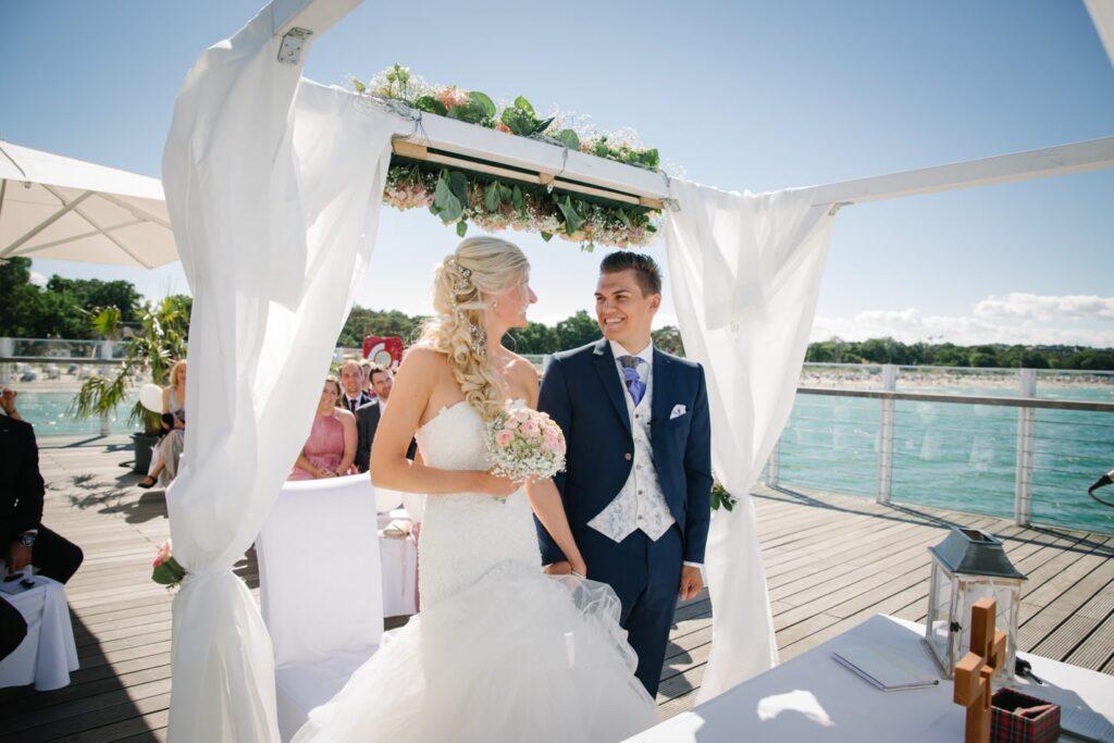 Hochzeit im Wolkenlos