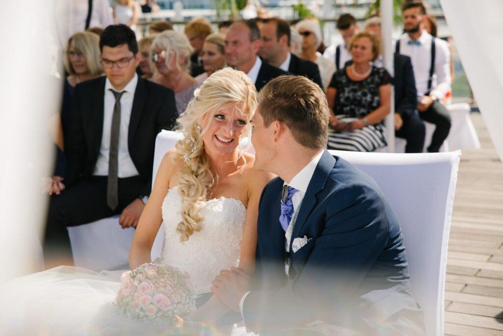 Hochzeit im Wolkenlos am Timmendorfer Strand in Lübeck
