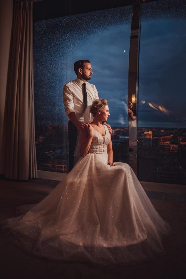 Hochzeit in Westin Hotel in Hamburg