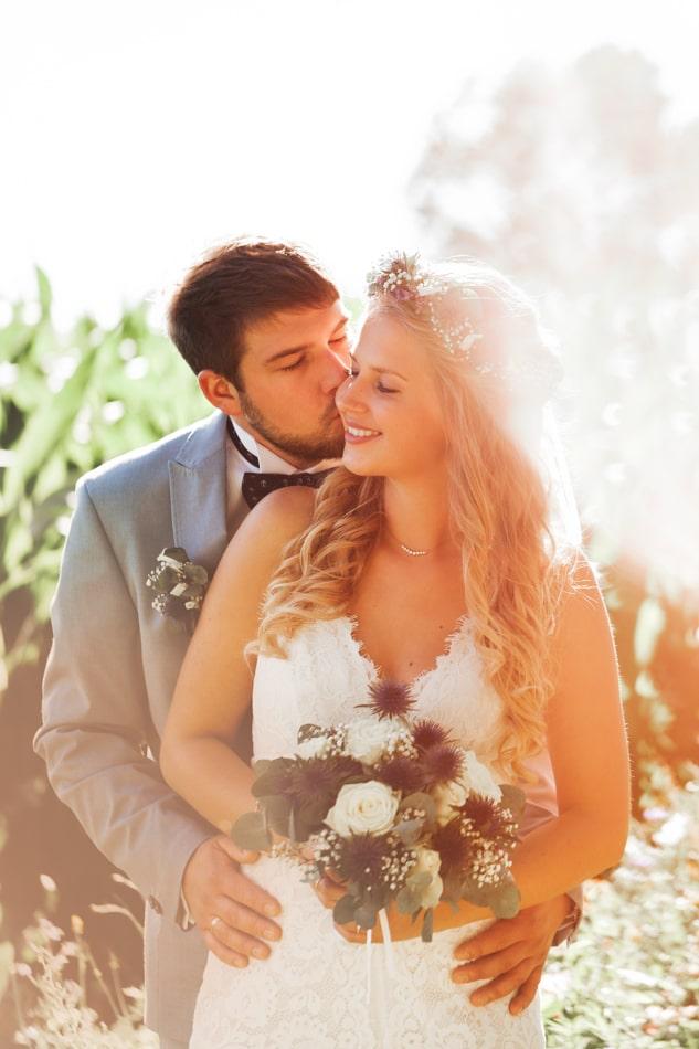 Hochzeitsfotografie auf Fehmarn