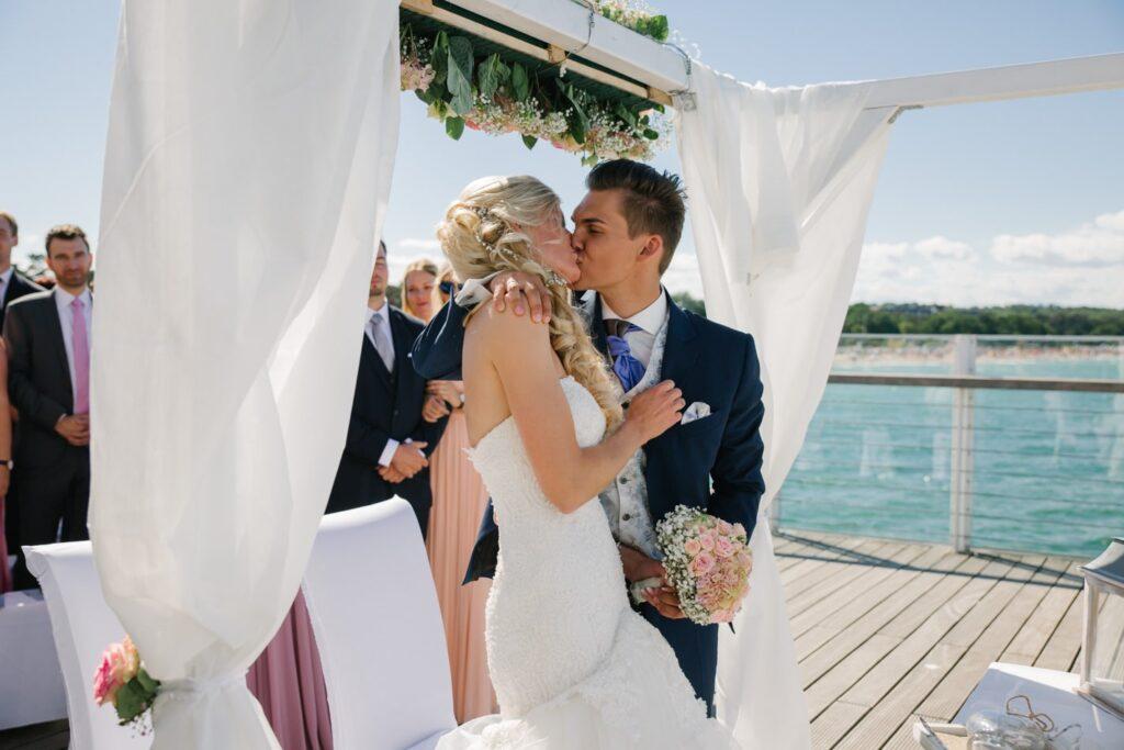 Hochzeitsfotografie im Wolkenlos