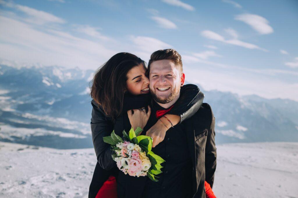 Hochzeitsfotografin in der Schweiz