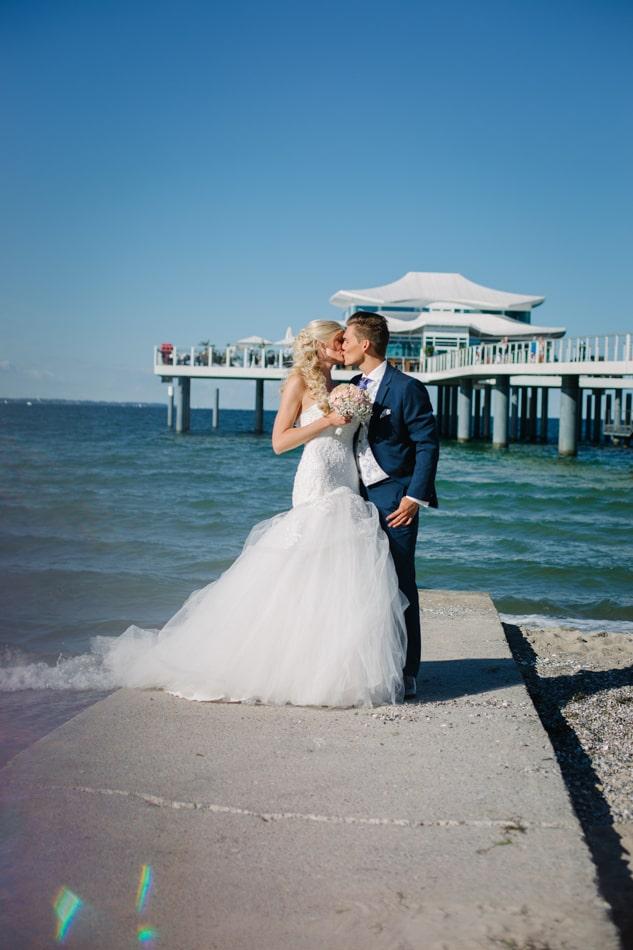 Hochzeitsfotos in Lübeck