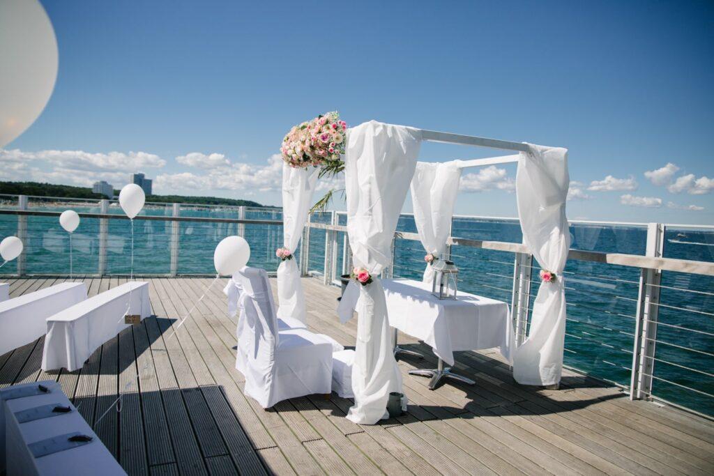 Hochzeitslocation Wolkenlos am Timmendorfer Strand
