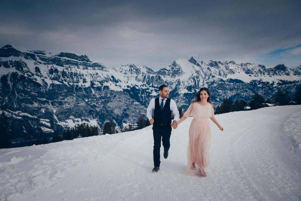 Schweiz Fotoshooting