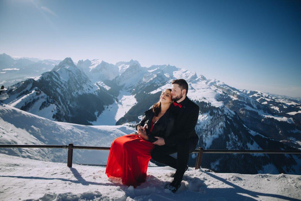 St Gallen Hochzeitsfotografie