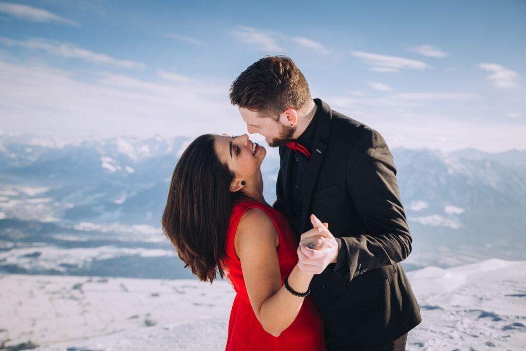 Verlobungs Shooting St Gallen