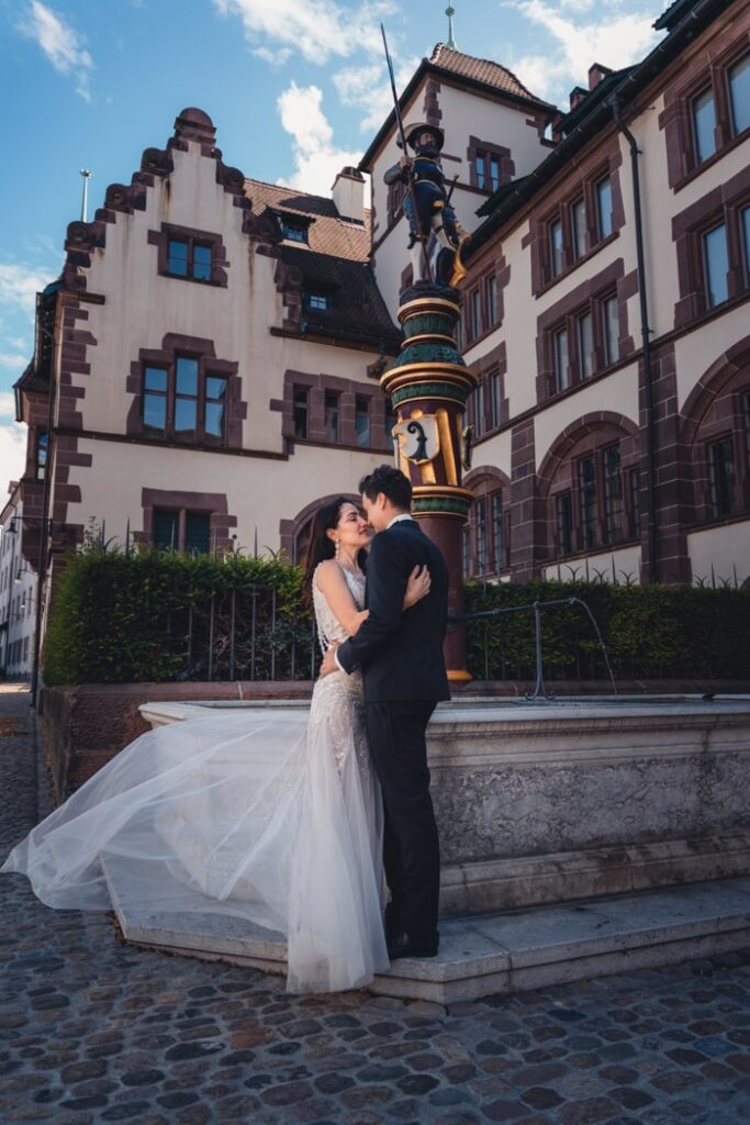 Basel Hochzeitsfotografin