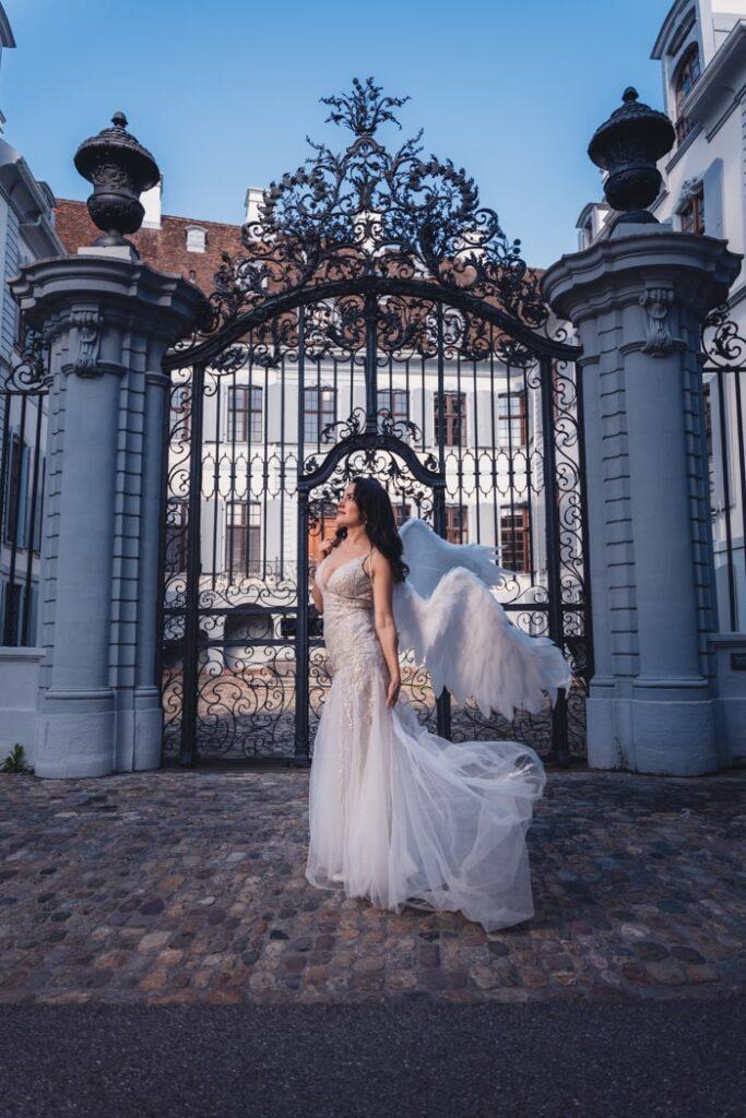 Fine Art Hochzeitsfotografie in Basel, Schweiz