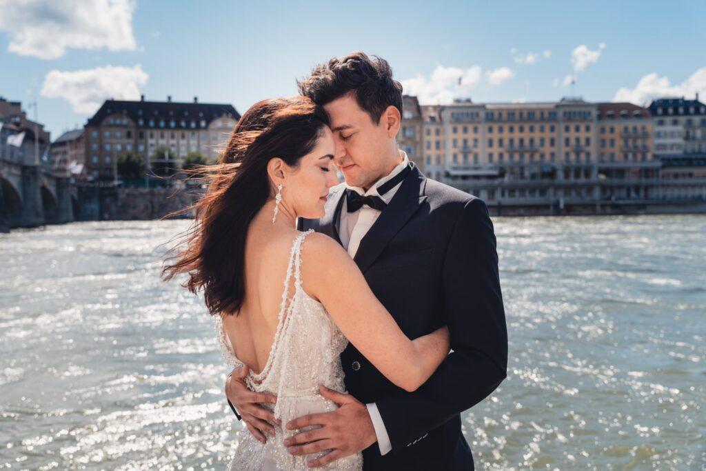 Hochzeit feiern in Basel, Schweiz