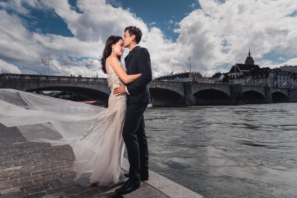 Hochzeitsfotograf in Basel