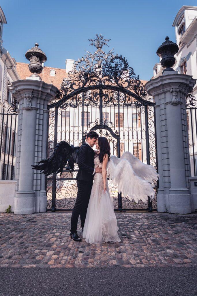 Hochzeitsfotograf in Basel, Schweiz