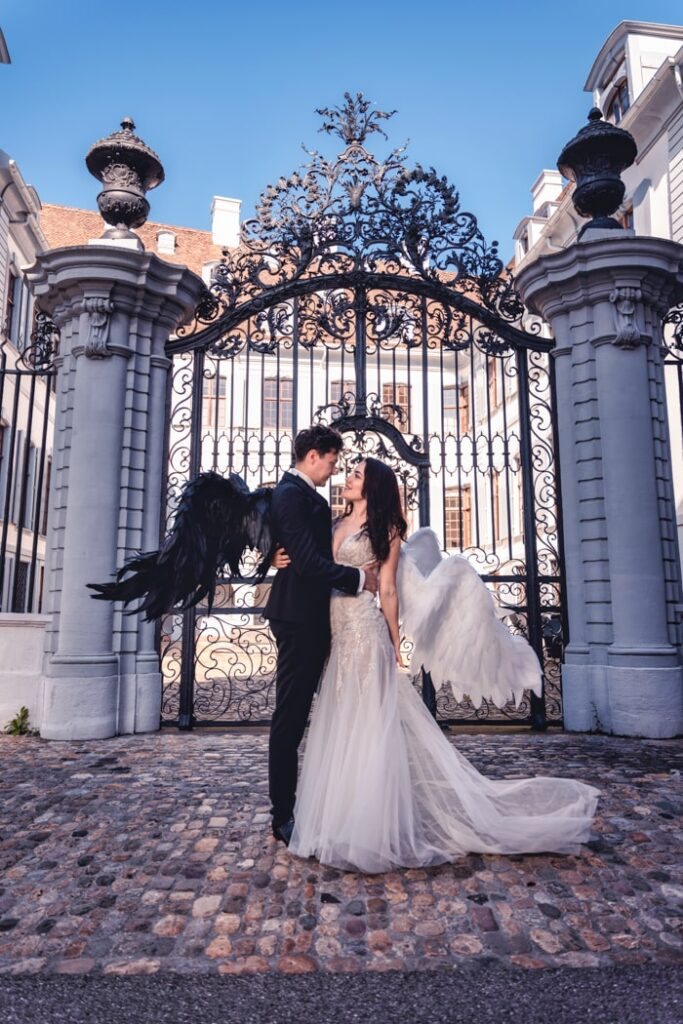 Hochzeitsfotografin Basel